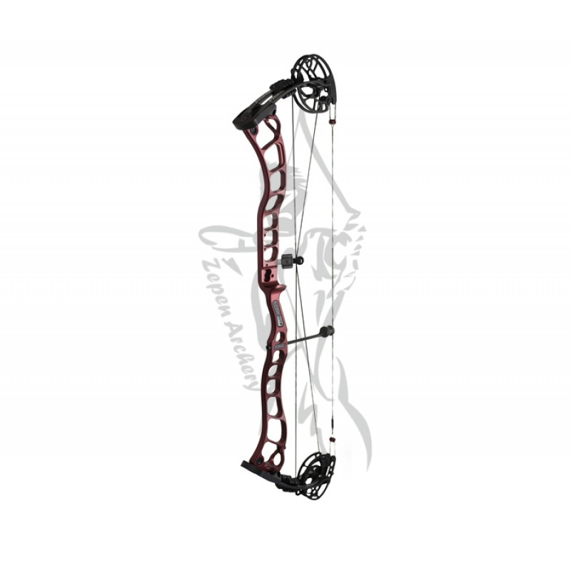 Prime Compound Bow Logic CT9 – Deep Red / Black